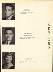 Page 13, 1954 Edition, Sulphur High School - Bulldog Yearbook (Sulphur, OK) online yearbook collection