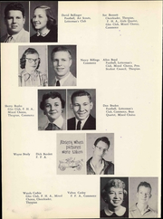 Page 14, 1954 Edition, Sulphur High School - Bulldog Yearbook (Sulphur, OK) online yearbook collection