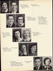 Page 16, 1954 Edition, Sulphur High School - Bulldog Yearbook (Sulphur, OK) online yearbook collection