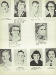Page 14, 1955 Edition, Sulphur High School - Bulldog Yearbook (Sulphur, OK) online yearbook collection
