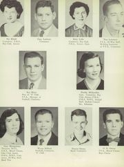 Page 15, 1955 Edition, Sulphur High School - Bulldog Yearbook (Sulphur, OK) online yearbook collection