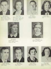 Page 16, 1955 Edition, Sulphur High School - Bulldog Yearbook (Sulphur, OK) online yearbook collection