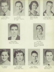Page 17, 1955 Edition, Sulphur High School - Bulldog Yearbook (Sulphur, OK) online yearbook collection