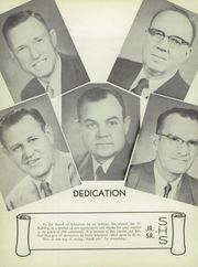 Page 6, 1955 Edition, Sulphur High School - Bulldog Yearbook (Sulphur, OK) online yearbook collection