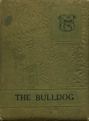 1956 Edition, Sulphur High School - Bulldog Yearbook (Sulphur, OK)