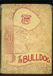 1959 Edition, Sulphur High School - Bulldog Yearbook (Sulphur, OK)