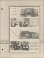 Page 13, 1940 Edition, Checotah High School - Wildcat Yearbook (Checotah, OK) online yearbook collection