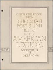 Page 93, 1940 Edition, Checotah High School - Wildcat Yearbook (Checotah, OK) online yearbook collection