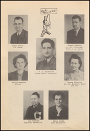 Page 12, 1946 Edition, Checotah High School - Wildcat Yearbook (Checotah, OK) online yearbook collection