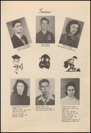 Page 13, 1946 Edition, Checotah High School - Wildcat Yearbook (Checotah, OK) online yearbook collection