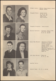 Page 14, 1946 Edition, Checotah High School - Wildcat Yearbook (Checotah, OK) online yearbook collection