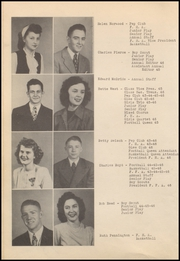 Page 16, 1946 Edition, Checotah High School - Wildcat Yearbook (Checotah, OK) online yearbook collection