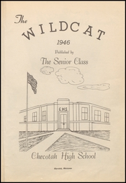 Page 7, 1946 Edition, Checotah High School - Wildcat Yearbook (Checotah, OK) online yearbook collection
