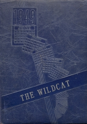1949 Edition, Checotah High School - Wildcat Yearbook (Checotah, OK)