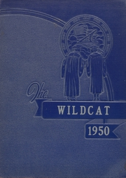 1950 Edition, Checotah High School - Wildcat Yearbook (Checotah, OK)