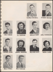 Page 17, 1950 Edition, Checotah High School - Wildcat Yearbook (Checotah, OK) online yearbook collection