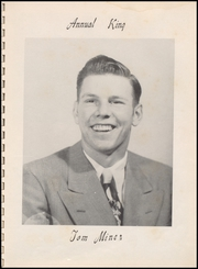 Page 7, 1950 Edition, Checotah High School - Wildcat Yearbook (Checotah, OK) online yearbook collection
