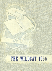 1955 Edition, Checotah High School - Wildcat Yearbook (Checotah, OK)