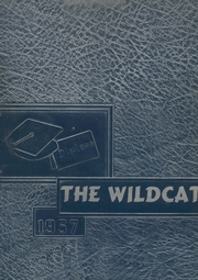 1957 Edition, Checotah High School - Wildcat Yearbook (Checotah, OK)