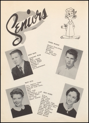 Page 12, 1957 Edition, Checotah High School - Wildcat Yearbook (Checotah, OK) online yearbook collection
