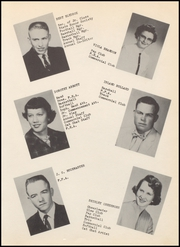 Page 13, 1957 Edition, Checotah High School - Wildcat Yearbook (Checotah, OK) online yearbook collection