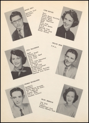 Page 14, 1957 Edition, Checotah High School - Wildcat Yearbook (Checotah, OK) online yearbook collection