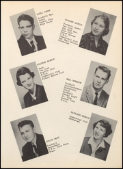 Page 15, 1957 Edition, Checotah High School - Wildcat Yearbook (Checotah, OK) online yearbook collection