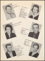 Page 16, 1957 Edition, Checotah High School - Wildcat Yearbook (Checotah, OK) online yearbook collection