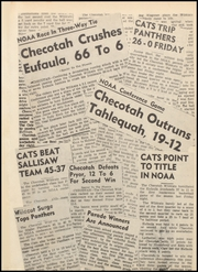 Page 3, 1957 Edition, Checotah High School - Wildcat Yearbook (Checotah, OK) online yearbook collection