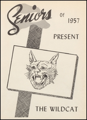 Page 5, 1957 Edition, Checotah High School - Wildcat Yearbook (Checotah, OK) online yearbook collection