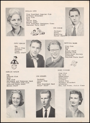 Page 10, 1958 Edition, Checotah High School - Wildcat Yearbook (Checotah, OK) online yearbook collection
