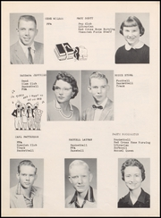 Page 12, 1958 Edition, Checotah High School - Wildcat Yearbook (Checotah, OK) online yearbook collection
