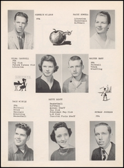 Page 13, 1958 Edition, Checotah High School - Wildcat Yearbook (Checotah, OK) online yearbook collection