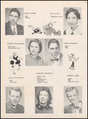 Page 14, 1958 Edition, Checotah High School - Wildcat Yearbook (Checotah, OK) online yearbook collection
