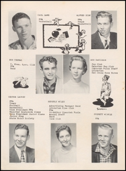 Page 15, 1958 Edition, Checotah High School - Wildcat Yearbook (Checotah, OK) online yearbook collection