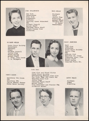 Page 16, 1958 Edition, Checotah High School - Wildcat Yearbook (Checotah, OK) online yearbook collection