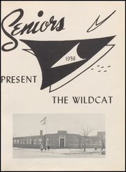 Page 5, 1958 Edition, Checotah High School - Wildcat Yearbook (Checotah, OK) online yearbook collection