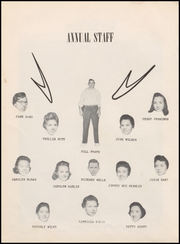 Page 8, 1958 Edition, Checotah High School - Wildcat Yearbook (Checotah, OK) online yearbook collection