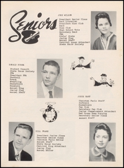 Page 9, 1958 Edition, Checotah High School - Wildcat Yearbook (Checotah, OK) online yearbook collection