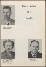 Page 17, 1954 Edition, Pawhuska High School - Wa Sha She Yearbook (Pawhuska, OK) online yearbook collection