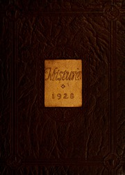 1928 Edition, Indianapolis College of Pharmacy - Mistura Yearbook (Indianapolis, IN)
