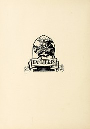 Page 6, 1932 Edition, Indianapolis College of Pharmacy - Mistura Yearbook (Indianapolis, IN) online yearbook collection
