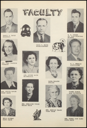 Page 17, 1949 Edition, Mannford High School - Yearbook (Mannford, OK) online yearbook collection