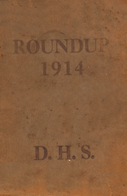Page 1, 1914 Edition, Dewey High School - Bulldogger Yearbook (Dewey, OK) online yearbook collection