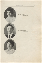 Page 11, 1914 Edition, Dewey High School - Bulldogger Yearbook (Dewey, OK) online yearbook collection