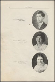 Page 12, 1914 Edition, Dewey High School - Bulldogger Yearbook (Dewey, OK) online yearbook collection