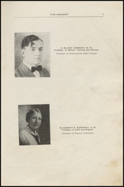 Page 17, 1914 Edition, Dewey High School - Bulldogger Yearbook (Dewey, OK) online yearbook collection