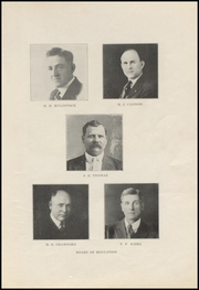 Page 11, 1920 Edition, Dewey High School - Bulldogger Yearbook (Dewey, OK) online yearbook collection