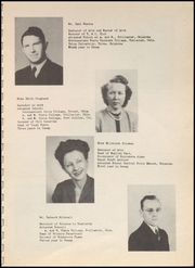 Page 11, 1947 Edition, Dewey High School - Bulldogger Yearbook (Dewey, OK) online yearbook collection