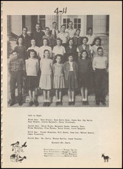 Page 35, 1947 Edition, Dewey High School - Bulldogger Yearbook (Dewey, OK) online yearbook collection